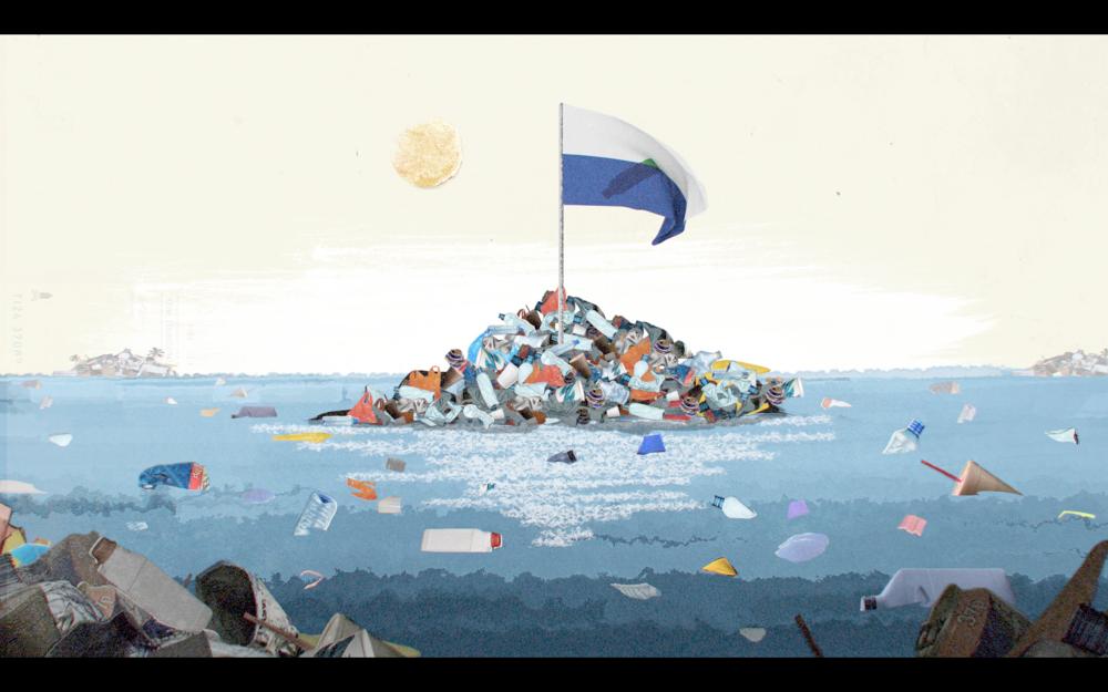 The Trash Isles: Porção de lixo plástico no Pacífico gera mobilização e campanha alerta sobre a poluição dos oceanos